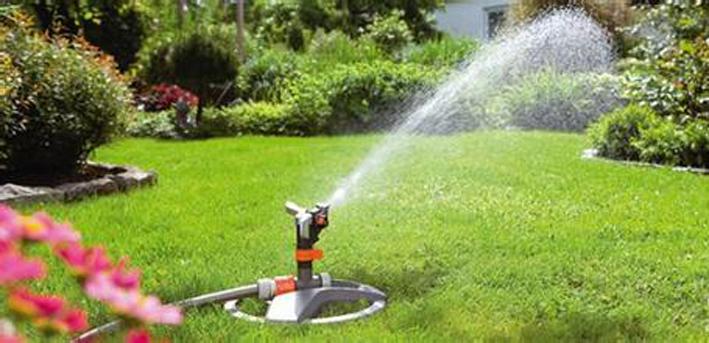 【庭院灌溉】