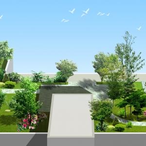 屋顶花园案例 Ⅱ