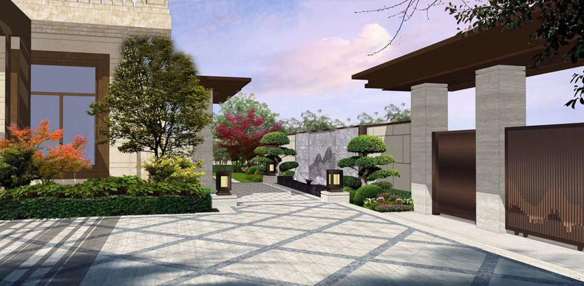 安阳别墅花园